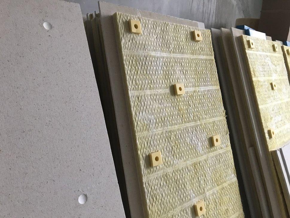 стеновые сэндвич-панель